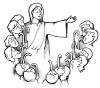 Domingo 14 C - Jesús envía a los 72 discípulos