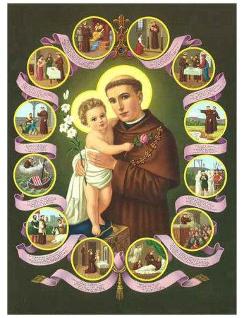 San Antonio De Padua Arca Del Testamento 4 Cambio De